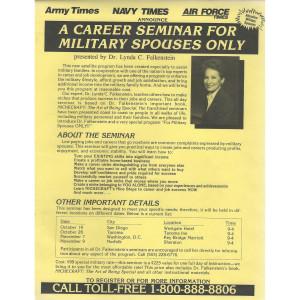 CareerSeminarForMilitarySpouses