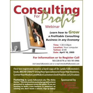 ConsultingForProfit