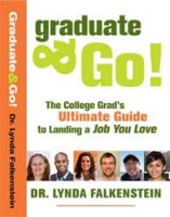 Graduate and Go Book Cover Dr. Lynda Falkenstein The Niche Doctor life coaching